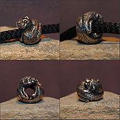 Материалы для творчества handmade. Livemaster - original item Ferret charm var.1. Handmade.