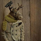 Куклы и игрушки handmade. Livemaster - original item Alexander.. Handmade.