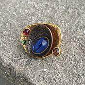 Украшения handmade. Livemaster - original item Snail. Cocktail ring. Vintage.. Handmade.