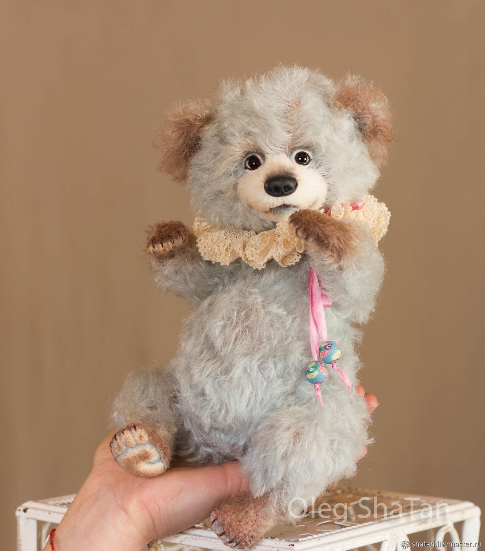Bear teddy Oblako, Teddy Bears, Moscow,  Фото №1