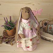 Куклы и игрушки ручной работы. Ярмарка Мастеров - ручная работа Зайчиха Рози. Handmade.