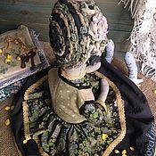 """Куклы и игрушки ручной работы. Ярмарка Мастеров - ручная работа Кукла примитив """"Rosalina""""-Эмма. Handmade."""