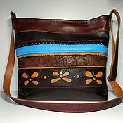 Сумки и аксессуары handmade. Livemaster - original item Bag ,genuine leather,