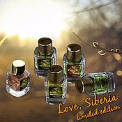 Сувенирная коллекция парфюмерных оберегов 'Love, Siberia'