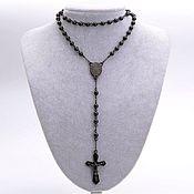 Украшения handmade. Livemaster - original item Rosary of BJ jewelry steel unisex. Handmade.