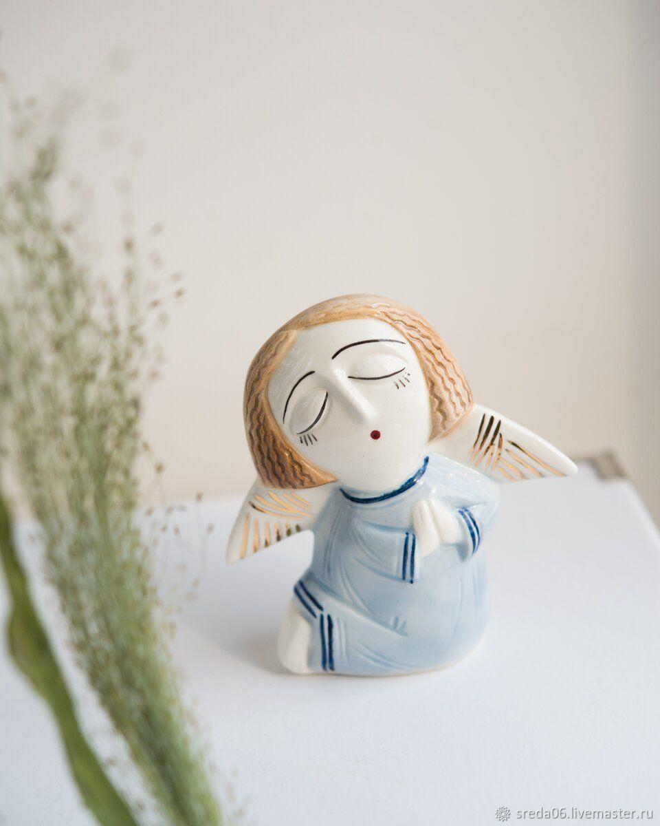 Ангел, Статуэтки, Сергиев Посад,  Фото №1