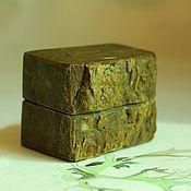 """""""Мшистый лес"""" натуральное мыло с нуля.Таинственные лесной аромат"""