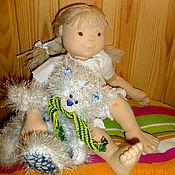 Куклы и игрушки ручной работы. Ярмарка Мастеров - ручная работа Кукла игровая. Handmade.