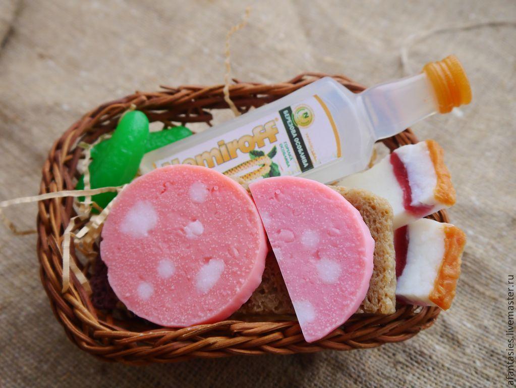 Как сделать подручное мыло