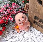 Куклы и игрушки ручной работы. Ярмарка Мастеров - ручная работа Зайка Одри. Handmade.