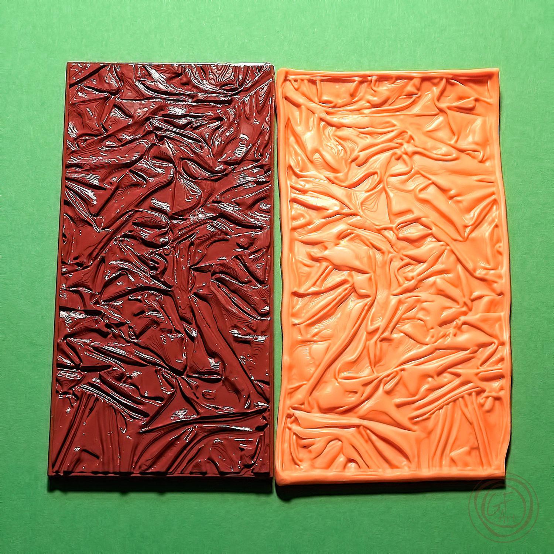 Другие виды рукоделия ручной работы. Ярмарка Мастеров - ручная работа. Купить Силиконовая мини 3D текстура №22. Handmade.