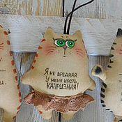 Куклы и игрушки ручной работы. Ярмарка Мастеров - ручная работа Кофейные позитивчики женские. Handmade.