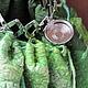 """Женские сумки ручной работы. Сумка """"Зелень после ливня"""", нуно-фелтинг. Спесивцева Инна. Ярмарка Мастеров. Яркая сумка"""