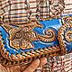 Women's Leather wallet 'Favorite flower' color. Wallets. schwanzchen. Online shopping on My Livemaster.  Фото №2