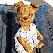 Куклы и игрушки handmade. Livemaster - original item Puppy Teddy