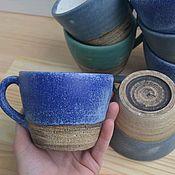 Кружки ручной работы. Ярмарка Мастеров - ручная работа Кружки  керамические ручной работы. Handmade.