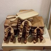 Для дома и интерьера ручной работы. Ярмарка Мастеров - ручная работа Доска разделочная деревянная  2. Handmade.