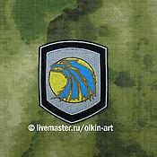 Субкультуры handmade. Livemaster - original item patch Stalker - Group