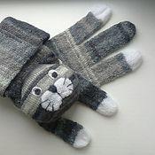 Аксессуары ручной работы. Ярмарка Мастеров - ручная работа Котошарф / Cat scarf. Handmade.