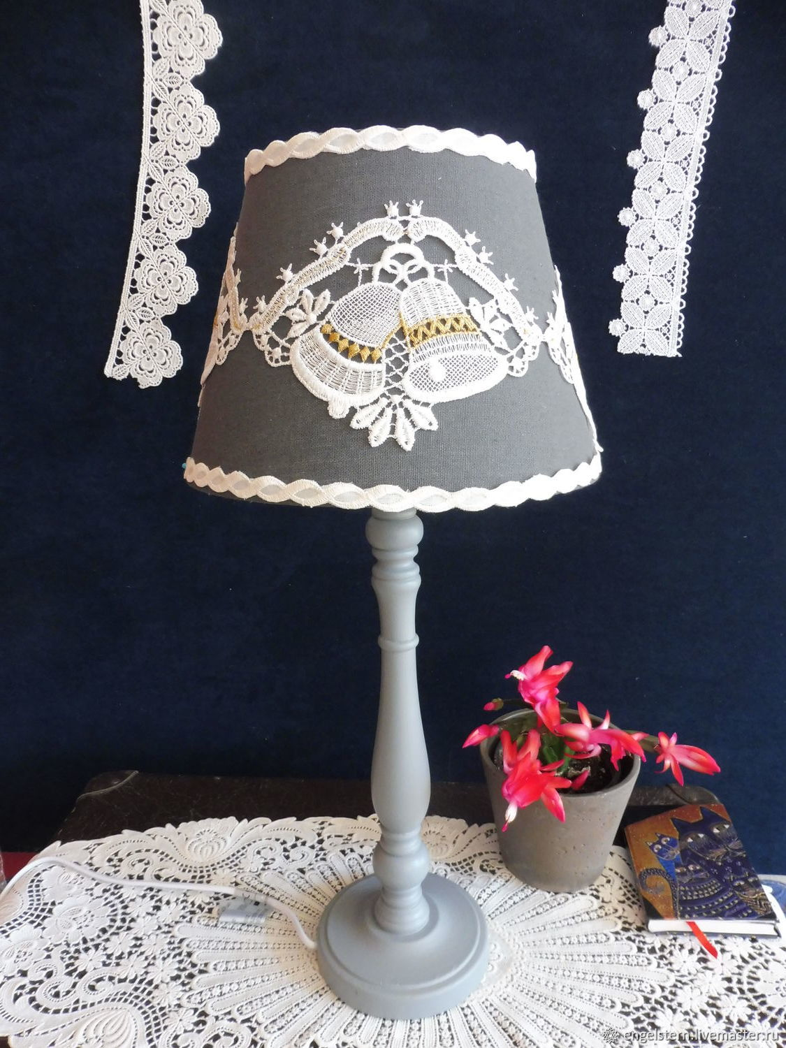 Table Lamp Christmas 1 Shop Online On Livemaster With Shipping