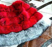 """Одежда ручной работы. Ярмарка Мастеров - ручная работа Жилет """"Красная лиса """". Handmade."""