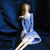 Куклы и игрушки ручной работы. Ярмарка Мастеров - ручная работа Кукла в стиле Тильда Анастасия. Handmade.