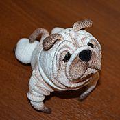 Куклы и игрушки handmade. Livemaster - original item Sebacic Dumpling. Handmade.