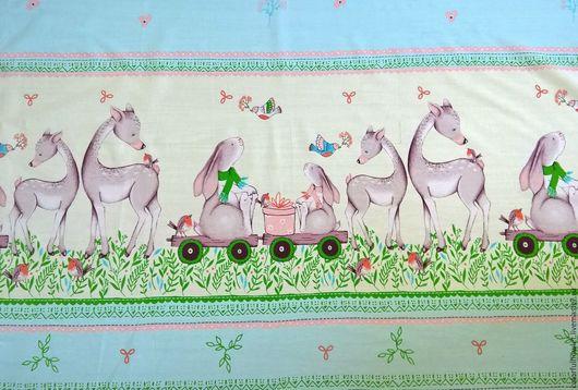 ткань для постельного белья, детская ткань, ткань с детским рисунком, ткань с мишками , ткань для бортиков, ткань для творчества, ткань для детей, детский хлопок, хлопок для детей, хлопок для детской,
