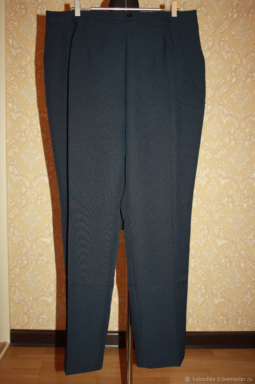 Винтаж: Брюки Collection 56 размер 90-е, Одежда винтажная, Старая Купавна,  Фото №1