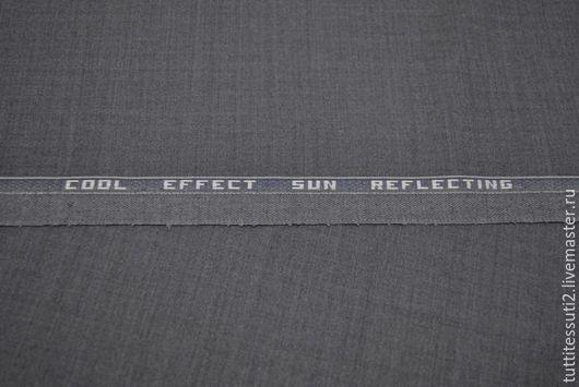 """Шитье ручной работы. Ярмарка Мастеров - ручная работа. Купить ШЕРСТЬ """"ZEGNA - COOL EFFECT"""" 05-003-0143. Handmade."""