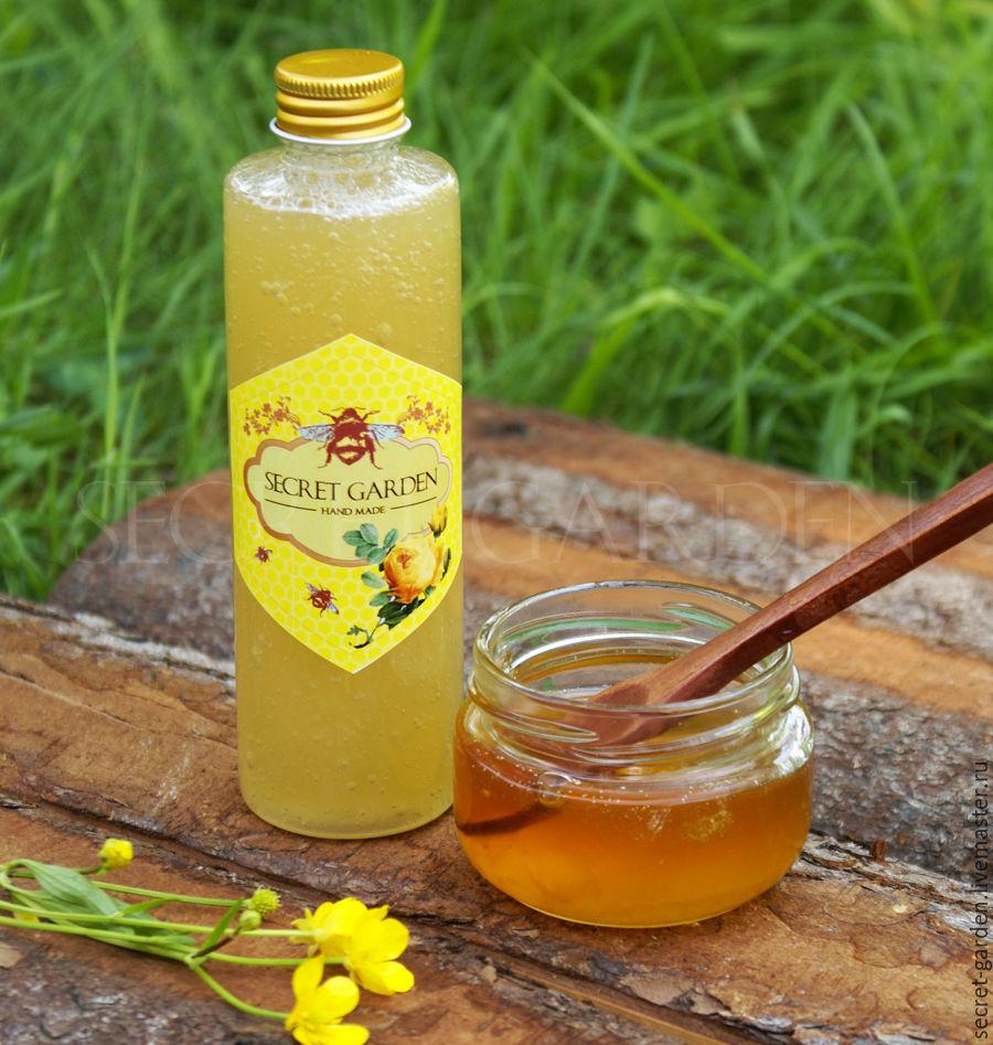 От перхоти мед