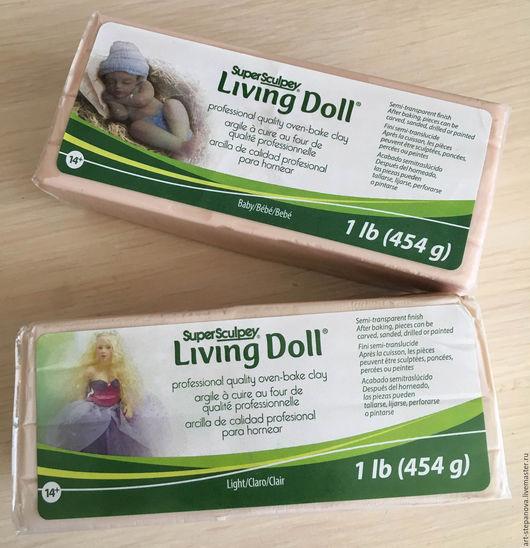 Куклы и игрушки ручной работы. Ярмарка Мастеров - ручная работа. Купить Ливинг Долл (Living Doll) 454 гр. Handmade.