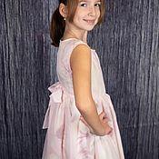 Платья ручной работы. Ярмарка Мастеров - ручная работа Платье для девочки «Лилит». Handmade.