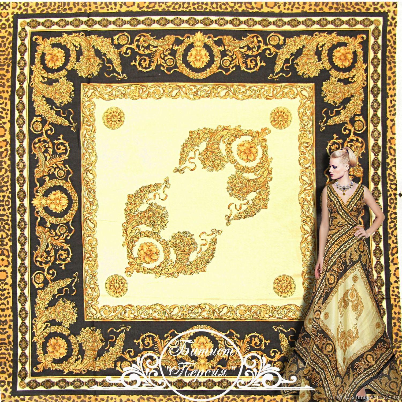 """Батист D&G """"Персия"""" итальянские ткани, Fabric, Sochi,  Фото №1"""