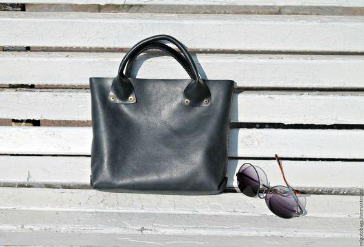 Женские сумки ручной работы. Ярмарка Мастеров - ручная работа. Купить маленькая черная сумочка. Handmade. Черный, черная сумочка