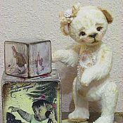 Куклы и игрушки ручной работы. Ярмарка Мастеров - ручная работа АСЯ Теддичка. Handmade.