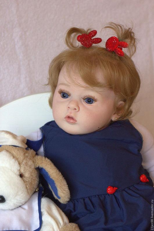 Куклы-младенцы и reborn ручной работы. Ярмарка Мастеров - ручная работа. Купить Кукла реборн Стешенька. Handmade. Авторская игрушка