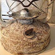 """Для дома и интерьера ручной работы. Ярмарка Мастеров - ручная работа Лампа """"Свет в окне"""". Handmade."""