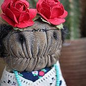 Куклы и игрушки handmade. Livemaster - original item Frida. Handmade.