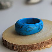 Перстень из говлита (PR0004)