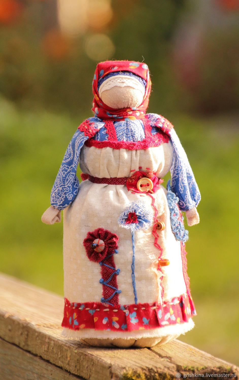 Барыня, Народная кукла, Людиново,  Фото №1