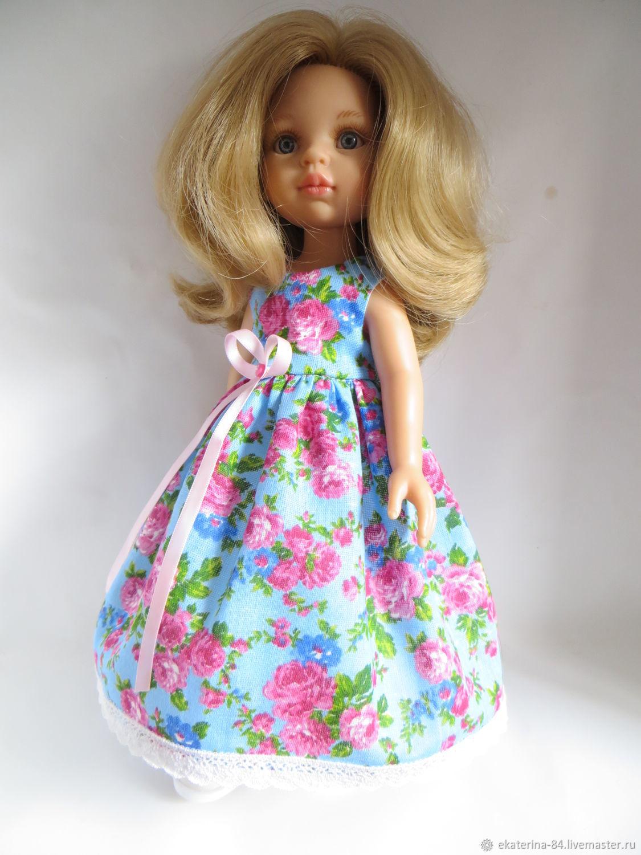 Платье для Паолочки, Одежда для кукол, Москва,  Фото №1