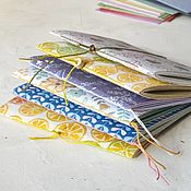 Канцелярские товары handmade. Livemaster - original item Handmade paper notebooks. Handmade.