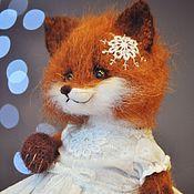 Куклы и игрушки handmade. Livemaster - original item Christmas snowflake. Handmade.