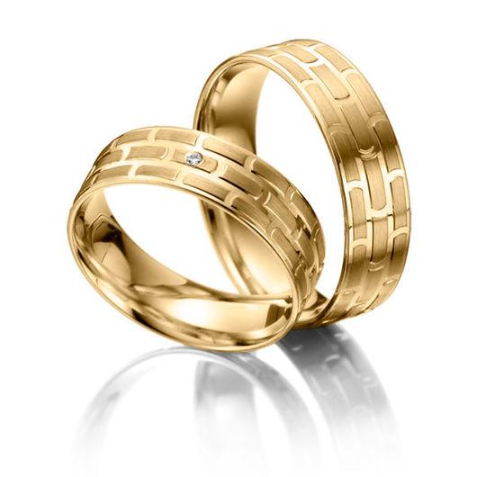 Свадебные украшения ручной работы. Ярмарка Мастеров - ручная работа. Купить Обручальные кольца Italia 17-087 NEW. Handmade.
