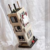 Для дома и интерьера handmade. Livemaster - original item Teahouse