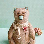 Куклы и игрушки ручной работы. Ярмарка Мастеров - ручная работа Ясик. Handmade.
