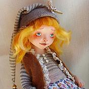 Куклы и игрушки ручной работы. Ярмарка Мастеров - ручная работа Мушка.. Handmade.