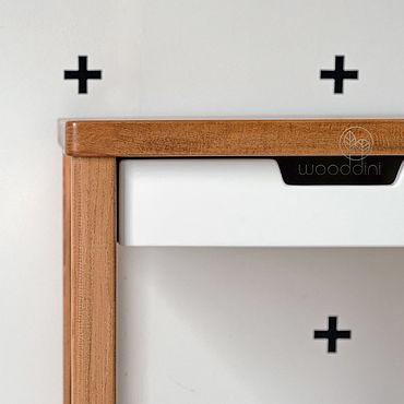 Мебель ручной работы. Ярмарка Мастеров - ручная работа Стол письменный из бука 60х130. Handmade.