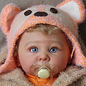 Куклы и игрушки ручной работы. Ярмарка Мастеров - ручная работа Лизёнок. Handmade.
